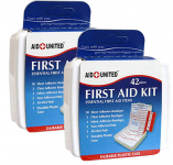 2-Pack 42-Piece First Aid Kit only $4.99 (reg $40.00) Shipped!