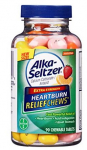 Alka-Seltzer Heartburn Relief Chews Assorted Fruit 90 Count Bottle Only $3.62 Shipped!