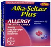 FREE Alka-Seltzer Plus Allergy + More at Dollar Tree!