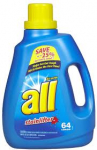 All Laundry Detergent Only $1.74 at Giant!