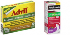 Moneymaker Deal on Robitussin and Advil at Walgreens!