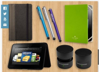 Free Coupon for Half Off Select Kindle Accessories!