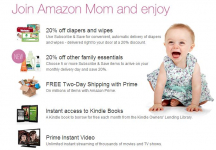 Amazon: Get 50% off Diaper Purchase! (Luvs 160ct for only $12.70!)