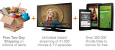 Amazon Prime: Early Access to Lightning Deals, FREE 2-Day Shipping, and More—Get a FREE 30-Day Trial!