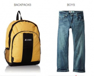 50% off Back to School Essentials: Clothes, Backpacks, Uniforms and more!