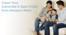 FREE $30 Credit from Amazon Mom?!