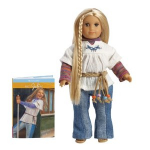 American Girl Mini Doll + Book for Only $16.30!