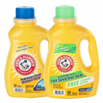 Arm & Hammer Liquid Laundry Detergent only $1.50 at CVS!