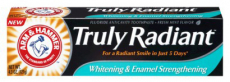 FREE Sample Arm & Hammer Truly Radiant Toothpaste!