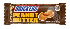 Snickers Creamy Peanut Butter Square Chocolate Candy Bars $0.79 (REG $1.29)