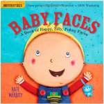 Indestructibles: Baby Faces Book Only $2.80!