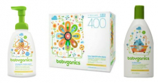 Amazon BabyGanics Coupon: Extra 50% off Wipes, Shampoo, and More + HOT Deals!