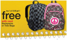 HOT! Backpacks Only $5.49 Each at Walgreens!