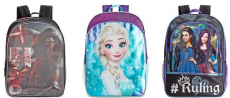 Kids' Character Backpacks, as Low as just $9.99 + FREE Pickup!