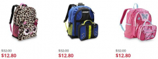 HOT! 50% Off + Extra 25% Off Backpacks at Sears!