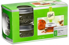 Ball Canning Jars Only $0.72 (Reg $4.39) at Target!