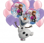 13 pc Disney Frozen Party Balloons Only $9.70 + FREE Shipping!
