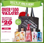 Bath & Body Works Black Friday VIP Bag LIVE!