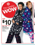 Girls and Boys Hooded Bath Robes Only $8.00 at Target!