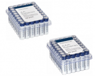 Insignia AA Or AAA 48-CT Battery Packs Only $6.29 + FREE Pickup!