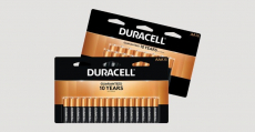 100% Back in Rewards on Duracell 24 Pack Batteries