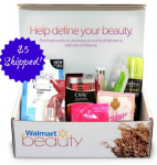 Walmart Beauty Box: Samples for the Season only $5 shipped!
