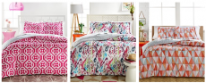 3-Piece Comforter Sets Only $19.99 (reg $80) + FREE Shipping!