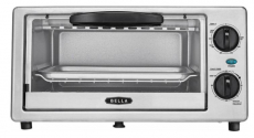 Bella 4-Slice Toaster Oven Just $14.99 + FREE Pickup!