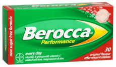 Berocca Supplement as Low as $0.49 at Rite Aid!