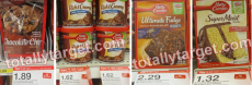 Betty Crocker Cake Mix, Cookie Mix, and Frosting Only $.66 Each at Target!