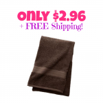 Kohl's Big One Bath Towels Only $2.96 Shipped!