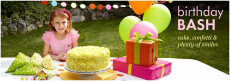 Birthday Bash Sale Items Starting at $5.99! (Cake Pans,Wrapping Paper, and more!)
