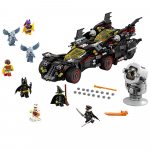 LEGO BATMAN MOVIE The Ultimate Batmobile building kit on sale for $104.99 (Reg:$139.99)