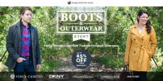 6pm: 65% off Name Brand Boots and Outerwear- Columbia, The North Face, Calvin Klein, Kenneth Cole, and More!