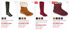 JCPenney: Women's Boots 50% off Plus 15% off = Just $15! (Reg. $59.99!)