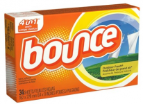 Bounce Dryer Sheets ONLY $0.49 at Target!