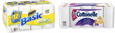 Awesome Stock Up Deals on Bounty and Cottonelle at Target!