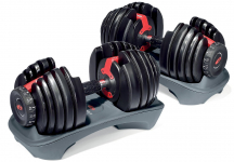 Bowflex SelectTech 552 Adjustable Dumbbells (Pair) only $299 (reg $549)