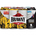 Brawny Paper Towels Select-a-Size 12 Roll Pack $9.99 (Was $16.99!)