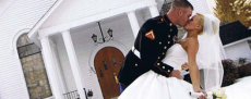 FREE Wedding Gowns for Military Brides!