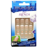 Money Maker on Broadway Fast French Nails at Rite Aid!