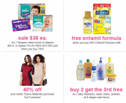Babies R Us: Extra 40% Off Clearance, $10 Gift Card with Diapers Purchase, and More!