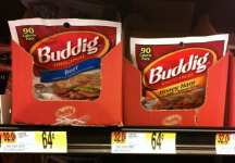 Buddig Lunchmeat Only $.44 at Walmart!