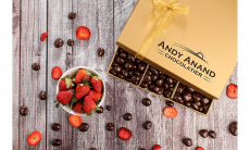 California Farm fresh Strawberry covered w/ Rich Dark Chocolate $19.84 (REG $32.99)