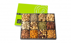 12 Variety Mixed Nut Gift Basket $64.99 (REG $110.37)
