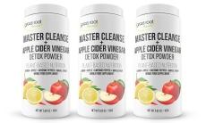 Apple Cider Vinegar & Master Cleanse Diet Detox Powder $30.99 (REG $78.40)