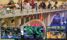 30% off Brickworld LEGO Exposition on June 15 or 16 at 10 a.m.