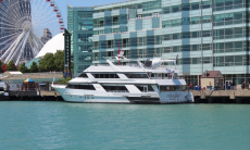 One Ticket for Friday and Saturday Booze Cruises from Yacht Party Chicago