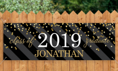 Custom Event Banners from Personalized Planet (1- or 2-Pack) (Up to 45% Off)