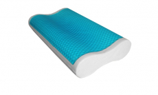 Cool Gel Memory Foam Pillow 1 or 2 Pack $19.99 (REG $69.99)